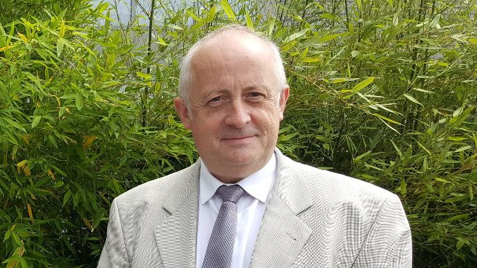 Raphaël Lucchesi gérant de Concept Elevage et ancien président du Sedima