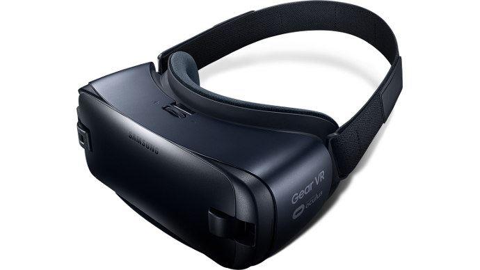 Casque Samsung Gear VR, le top seller mondial avec plus de 5 millions de casques vendus.