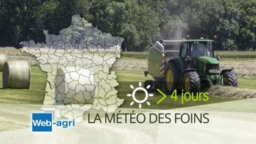 Découvrez si 4 jours de sec sont prévus chez vous (article mis à jour)