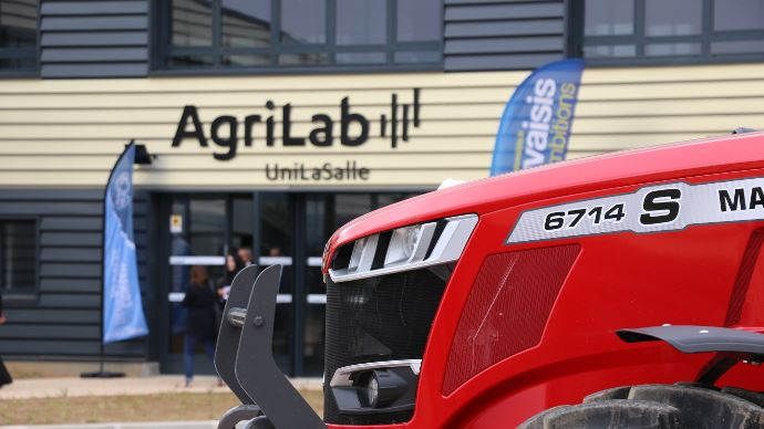 AgriLab, centre innovation collaborative pour l'agriculture