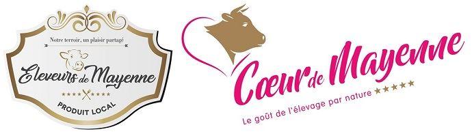 Logos de la viande d'Ecla 53