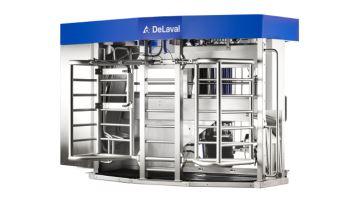 VMS V300: DeLaval promet rapidité et précision au quotidien