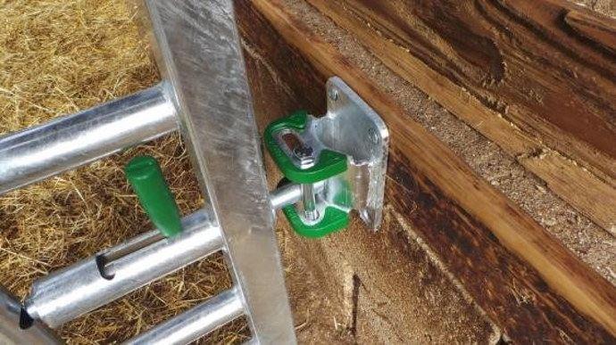 Jourdain Surlock, une simple poussée pour fermée les barrières