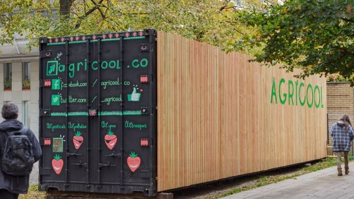 Container Agricool