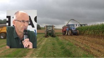 Michel Moquet, Arvalis: «Il va falloir enrichir les rations en énergie»