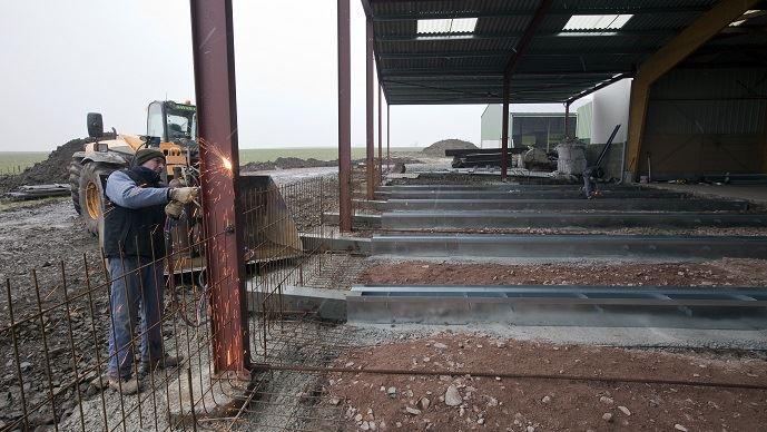 Le nombre de permis de construire accordés en zone agricole est relativement stable au troisième trimestre 2018.