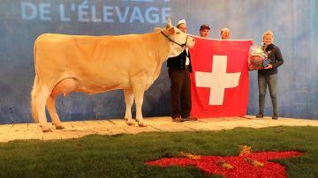 Une championne suisse et un lot français sur la plus haute marche du podium