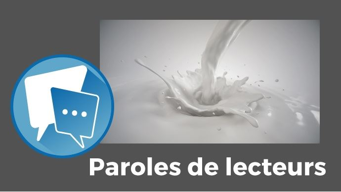 paroles de lecteurs lait or blanc