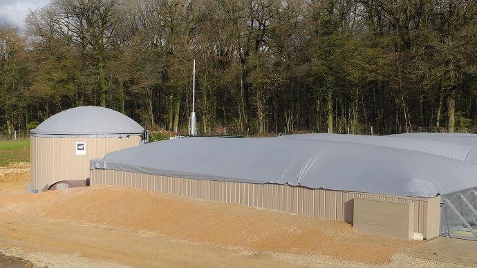 En Bretagne, 7 agriculteurs-méthaniseurs sur 10 sont satisfaits autant au plan technique qu'économique de leur installation».