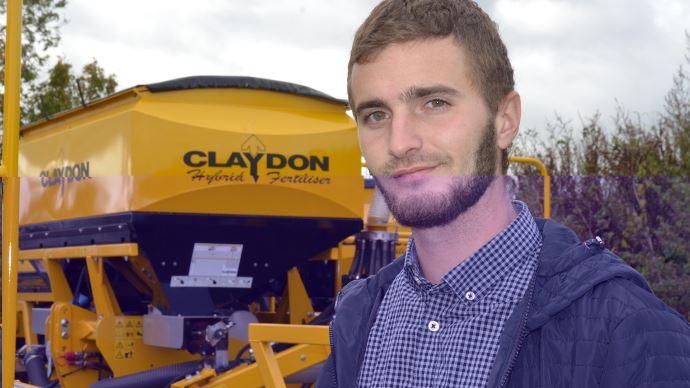 Jordan Pirot, responsable commercial Claydon