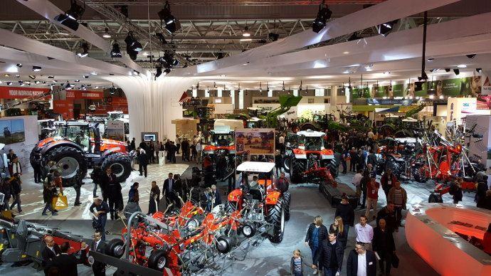 Quels nouveautés les tractoristes nous réservent-ils sur les stands du Sima 2019?