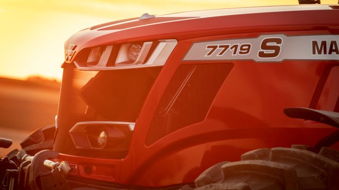 Massey Ferguson 7719S