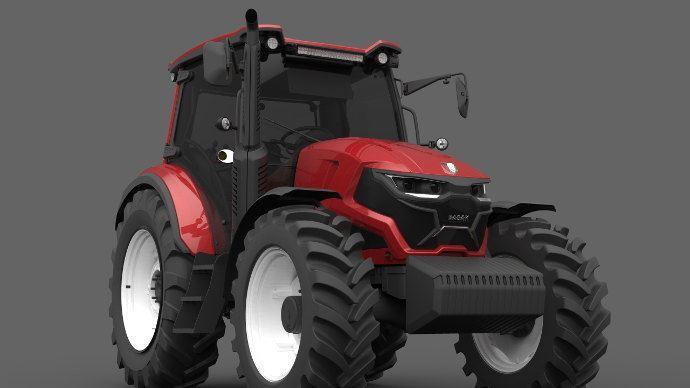 Basak 5120, la porte d'entrée des tracteurs Turcs en Europe