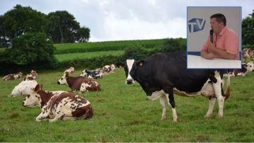 «Les crises du lait ont déclenché nos virages stratégiques pour notre élevage»