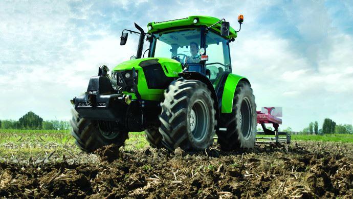 Tracteur Deutz-Fahr 5G