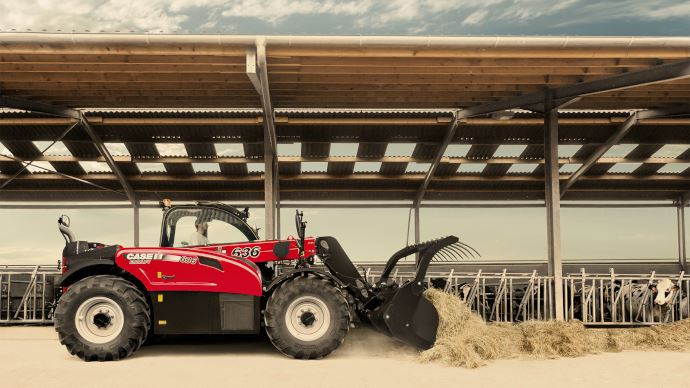Télescopique Case IH Farmlift 636