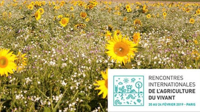 Rencontres internationales de l'agriculture du vivant