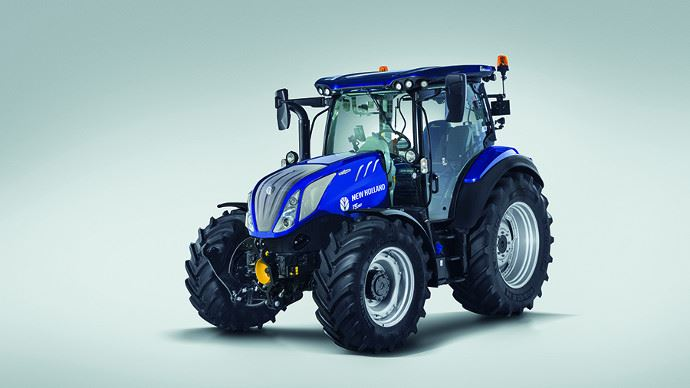 Tracteur New Holland T5 AutoCommand