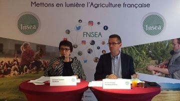 Le congrès de la FNSEA s'ouvre mardi à Nancy