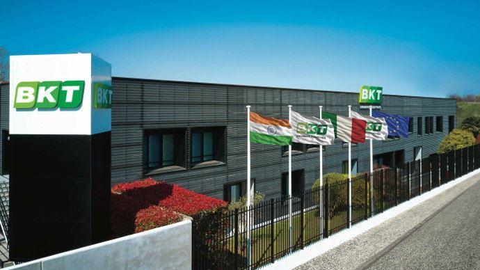 Le siège Europe de BKT en Italie s'agrandit