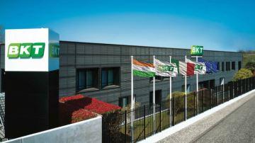 BKT inaugure son nouveau siège social
