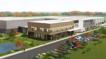 Kverneland France lance la construction d'un nouveau siège social