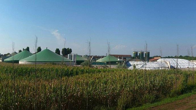 Comptant actuellement 400 unités de méthanisation agricole en fonctionnement, la France souhaite parvenir à 1000 installations d'ici 2020.