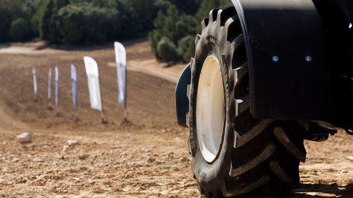 Bridgestone Vx-tractor le nouveau haut de gamme du fabricant