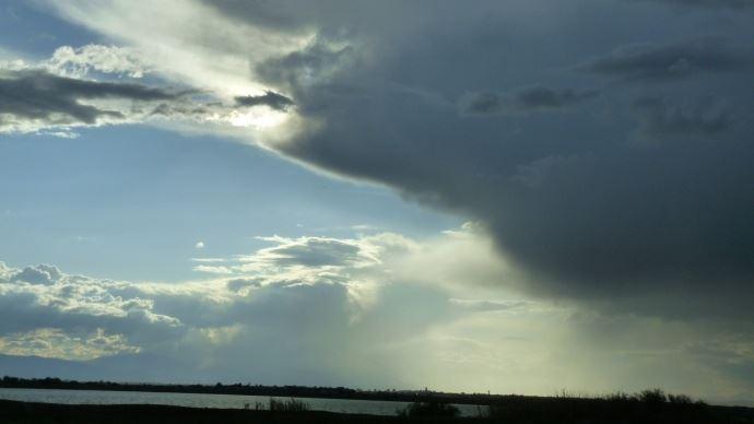 Arrivée des pluies