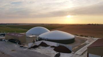 Du gaz pour fabriquer de l'engrais, stocker du carboneet créer des emplois