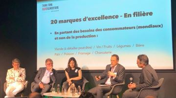 Marques et transparence: Les propositions choc du think tank agroalimentaire