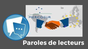 À l'unisson contre la signature de l'accord UE/Mercosur