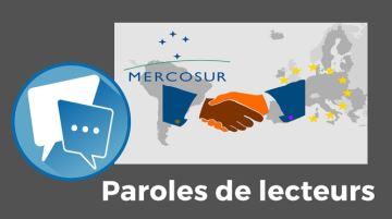À l'unisson contre la signature de l'accord UE/Mercosur