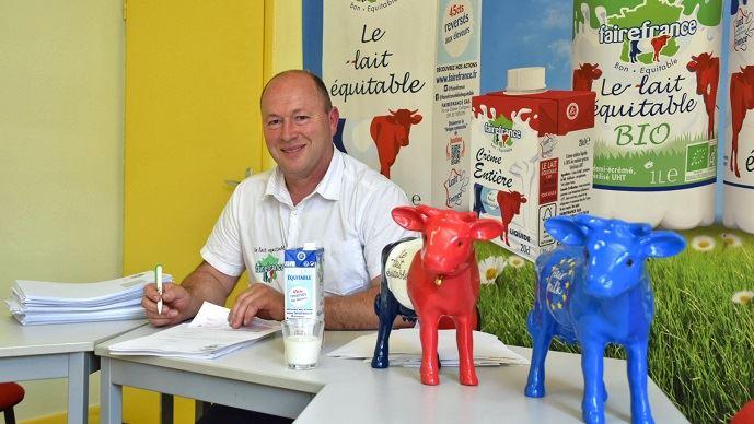 Jean-Luc Pruvot, président de Faire France.