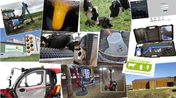 11 innovations et 2 prix spéciaux récompensés par et pour les éleveurs