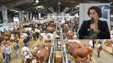 Anne-Marie Quemener: «Le climat, au c½ur des préoccupations de l'élevage»