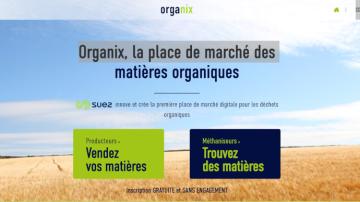 La 1ère place de marché qui offre une seconde vie aux déchets organiques