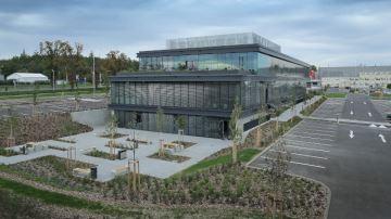Bobcat inaugure son siège social européen basé en République tchèque