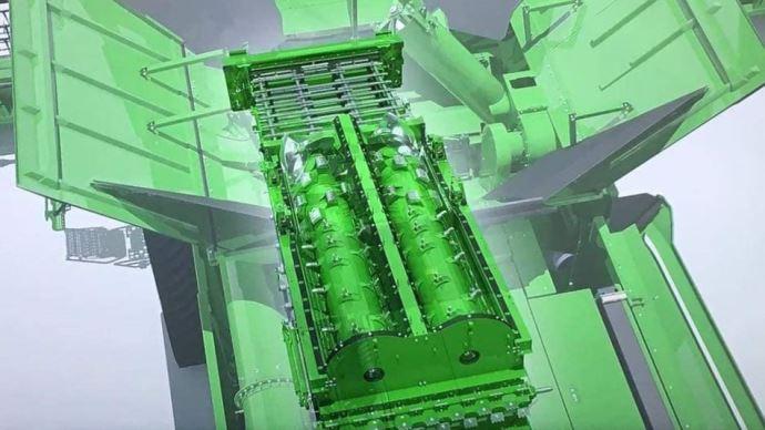 John Deere entre dans les cercle des constructeurs aux machines doubles rotors