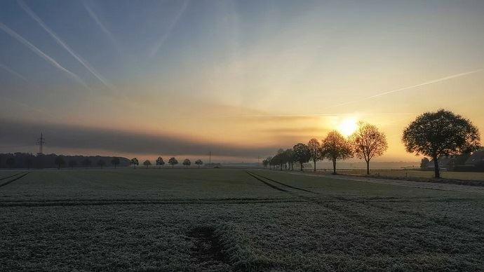 Un froid polaire s'abat sur les blés US