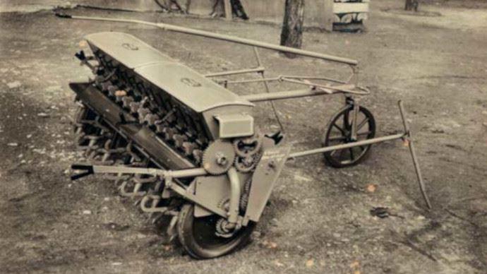 Semoir Amazone D1 de 1947