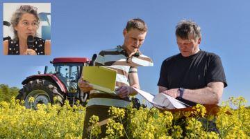 «Accueillir et accompagner ces nouvelles personnes dont l'agriculture a besoin»