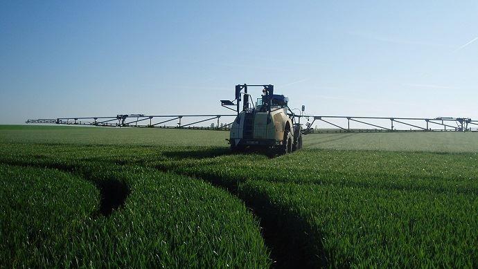 Traitement blé