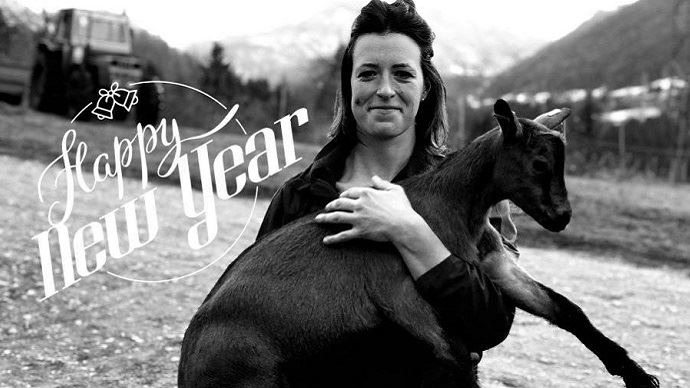 Noémie, miss Agri 2020