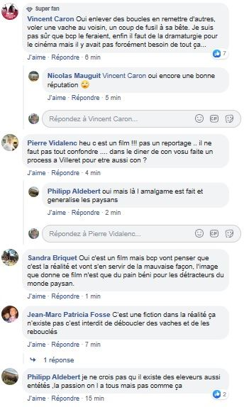 posts facebook film petit paysan