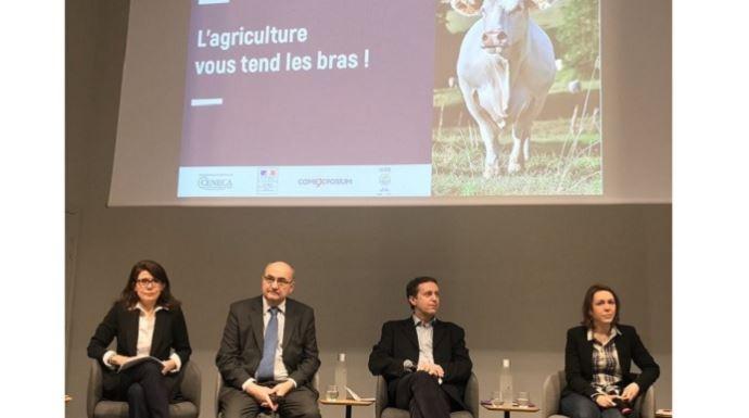 l agriculture vous tend les bras theme du sia 2020