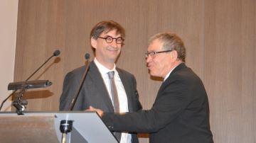 Un ingénieur agriculteur,Sébastien Windsor, élu président
