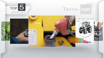 Réforme de la TICPE et historique des parts de marché tracteurs en France en Une