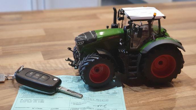 Assurance matériel agricole
