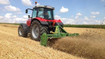 Celli vise les agriculteurs bio français grâce au système Ecostar SC 600!